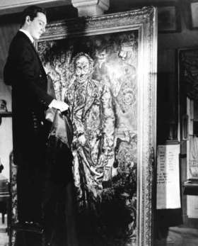 The Art of Fear: The Picture of Dorian Gray | THE GIRL WHO KNEW TOO MUCH