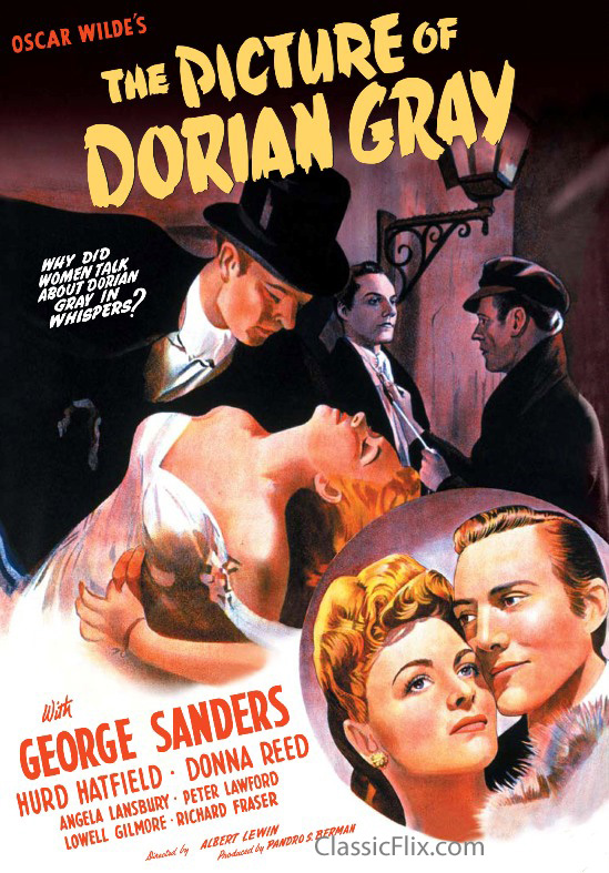 In the picture of dorian gray – a young man's debauchery and vice