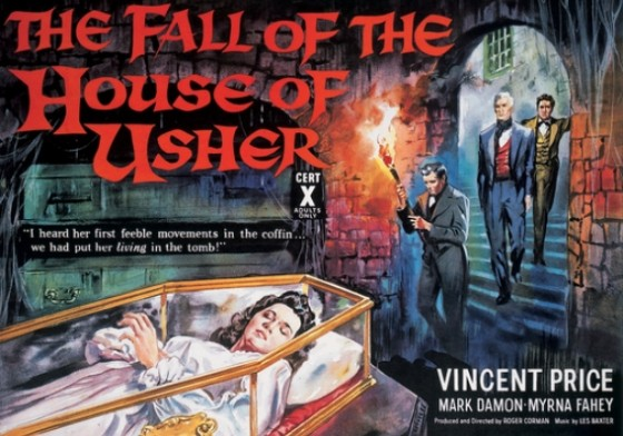 the fall of the house of usher by edgar allan poe essay